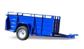 Rental store for TRAILER, UTILITY,5 X10 ,1AXLE in Vallejo CA
