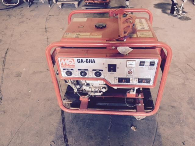 Where to find GENERATOR, 6KW in Vallejo