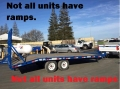 Rental store for TRAILER, DECKOVER, 2 AXLE in Vallejo CA